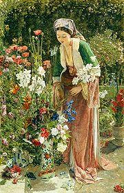 John frederick lewis for Artiste peintre anglais